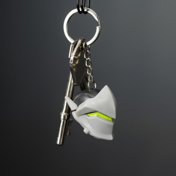 Overwatch - Genji Tourch Keyring