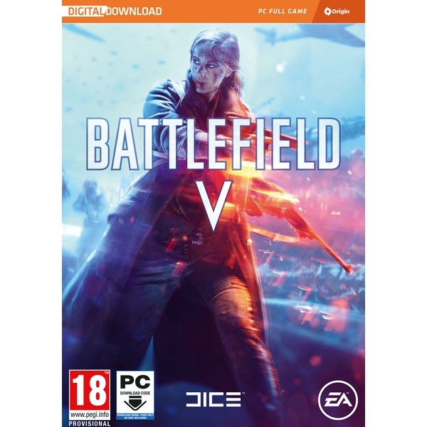 Battlefield V PC Game (pre-order bonuses) - Image 1