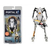 Portal 7 inch Deluxe Action Figure P-BODY with LED
