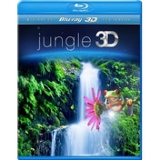 Jungle 3D Blu-ray