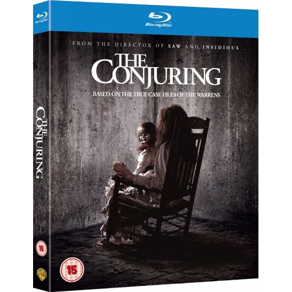 The Conjuring [Blu-ray] [2013]