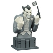 Almost Got 'Im Joker Black & White SDCC 2016 (Batman The Animated Series) Bust