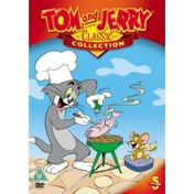 Tom and Jerry Classic Collection Volume 5 DVD