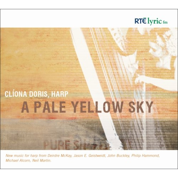 Cliona Doris: Pale Yellow Sky CD