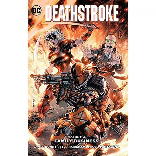 Deathstroke  Volume 4: Family Business
