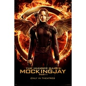 Hunger Games (mockingjay Part 1 Katniss) Maxi Poster