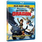 How To Train Your Dragon - Double Play Blu-ray & DVD