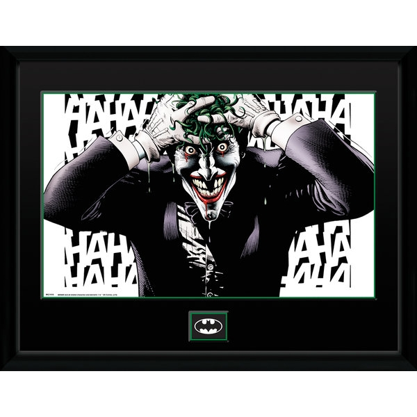 DC Comics Killing Joke 30 x 40cm Collector Print