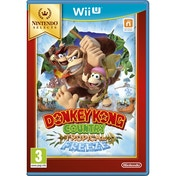 Donkey Kong Country Tropical Freeze Game Wii U (Selects)
