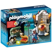 Playmobil Knights King's Treasure Guard