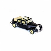Norev 1949 Citroen 15/6 Decouvrable EDM - Black