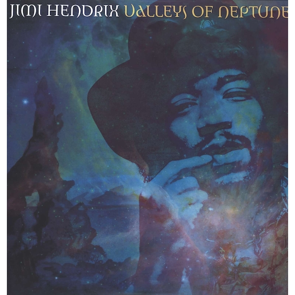 Jimi Hendrix - Valleys Of Neptune Vinyl