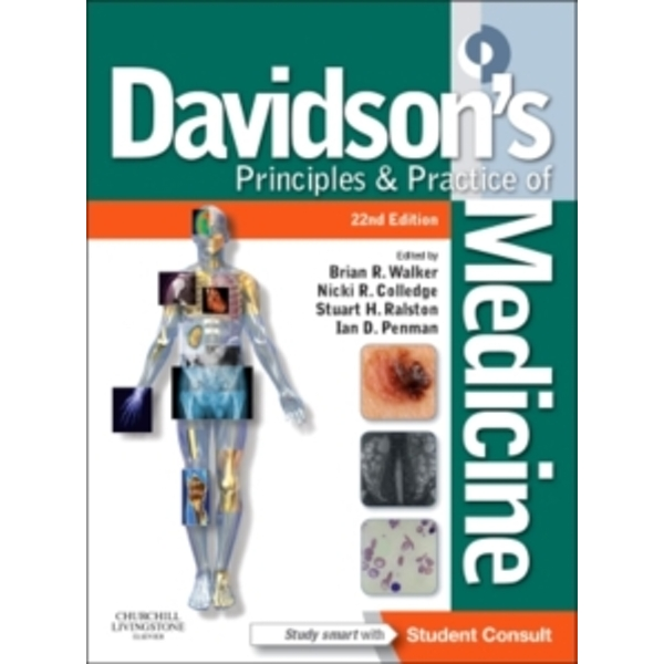 Davidson's Principles and Practice of Medicine : With STUDENT CONSULT Online Access