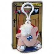 Worms Supersheep Keychain Plush