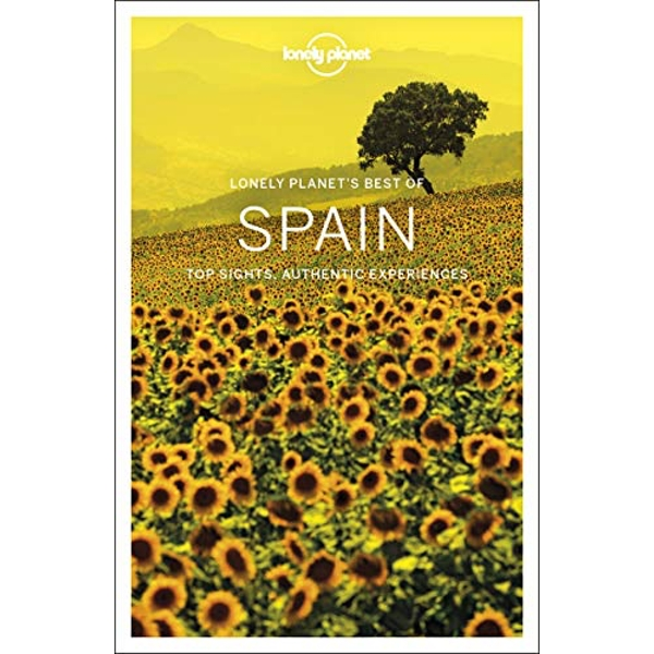 Lonely Planet Best of Spain  Paperback / softback 2018