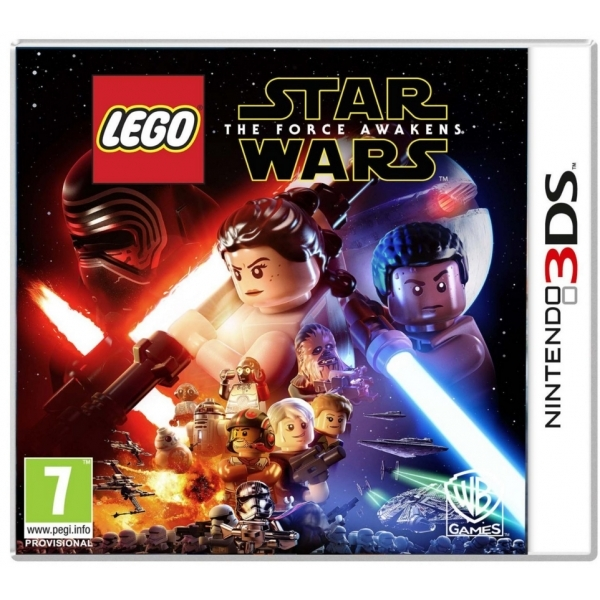 Lego Star Wars The Force Awakens 3DS Game
