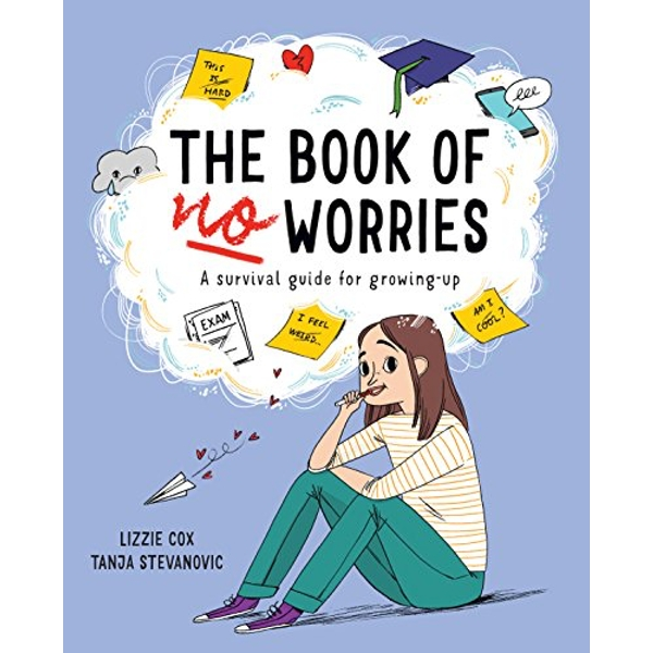 The Book of No Worries  Paperback / softback 2018