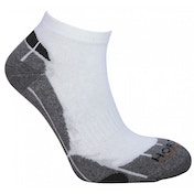 Horizon Pro Sport Low Cut Socks 4-7 White
