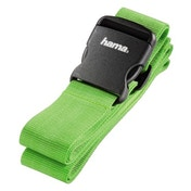 Hama Luggage Strap, 5x200 cm, green