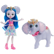 Enchantimals Ekaterina Elephant Doll