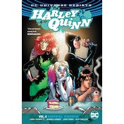 Harley Quinn Vol. 4 (Rebirth)