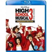 High School Musical 3 Senior Year Extented Edition Blu-ray
