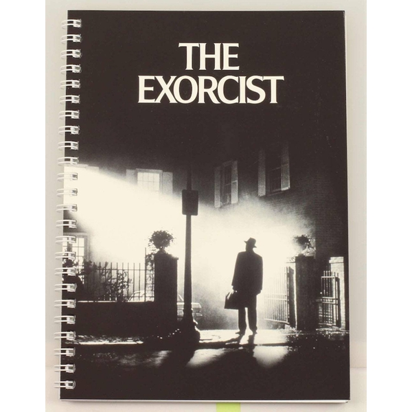 The Exorcist Notebook Movie Poster