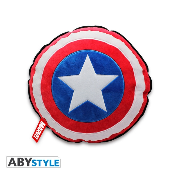 Marvel - Captain America Shield Cushion