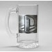 Playstation - Logo with Metal Badge 500ml Glass Stein Gift Box Included - Image 2