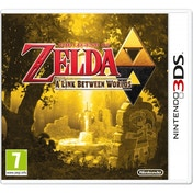 The Legend Of Zelda A Link Between Worlds Game 3DS