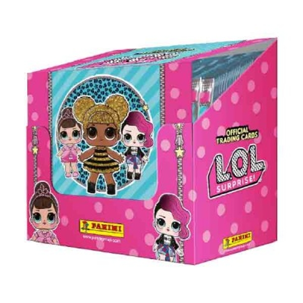 L.O.L Surprise! Trading Card Collection (50 Packs)