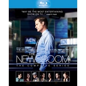 The Newsroom Series (Seasons 1-3) Blu-ray