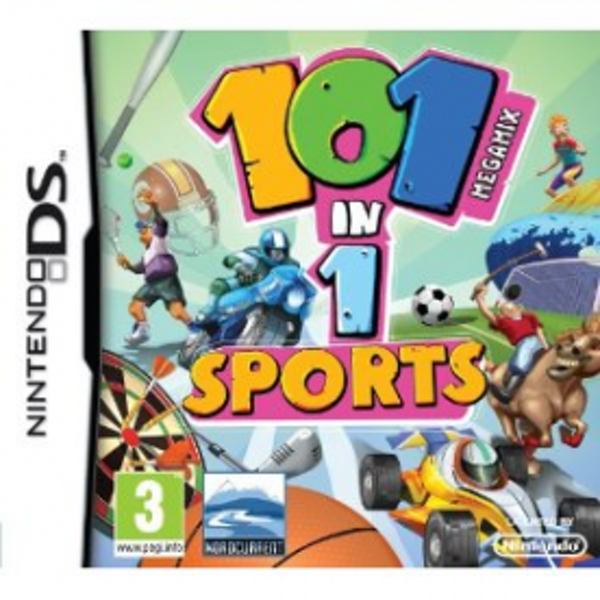 101 in 1 Megamix Sports Game DS