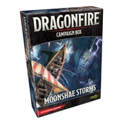 Dungeons & Dragons - DragonFire Campaign Moonshae Storms