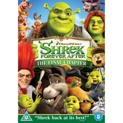 Shrek Forever After The Final Chapter DVD