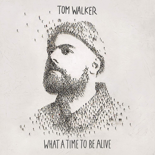 Tom Walker - What A Time To Be Alive Limited Edition Blue Vinyl
