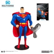 DC Animated Superman DC Multiverse McFarlane Toys Action Figure