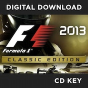 F1 2013 Complete Edition PC CD Key Download for Steam