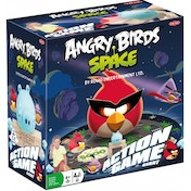 Angry Birds Space Action Game Gaint