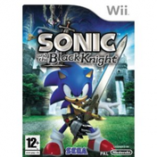 Sonic & And The Black Knight Game Wii
