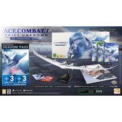 Ace Combat 7 Skies Unknown The Strangereal Edition Xbox One Game (pre-order bonus)