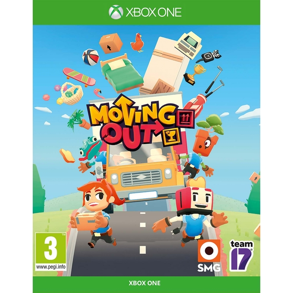 Moving Out Xbox One Game