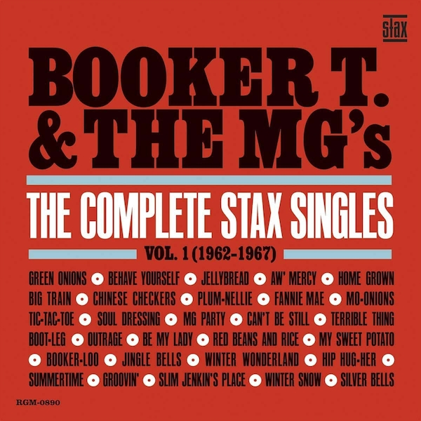 Booker T. & The MG's - The Complete Stax Singles, Vol. 1 (1962-1967) Vinyl