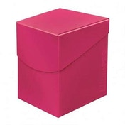 Ultra Pro Eclipse Deck Box (100) Hot Pink