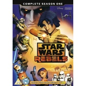 Star Wars Rebels: Season 1 DVD