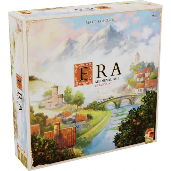 Era: Medieval Age Expansion Board Game