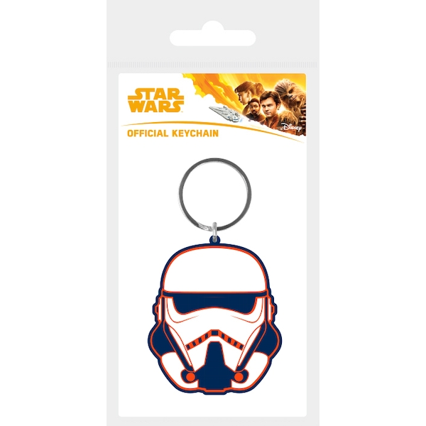 Solo: A Star Wars Story - Trooper Keychain - Image 1