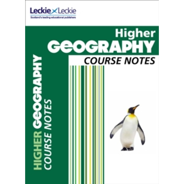 CfE Higher Geography Course Notes