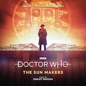 Dudley Simpson - Doctor Who: The Sun Makers Vinyl