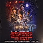 Stranger Things - Volume Two (A Netflix Original Series) Double Vinyl